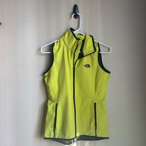 Safety Yellow The North Face Vest